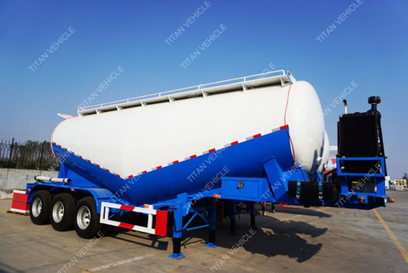 bulk cement  tanker trailer (1)